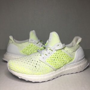 Ultra Boost Clima J Lime Green
